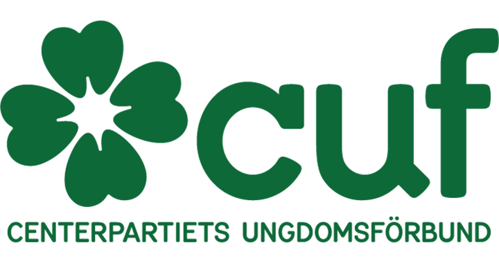 Centerpartiets Ungdomsförbund, logotyp