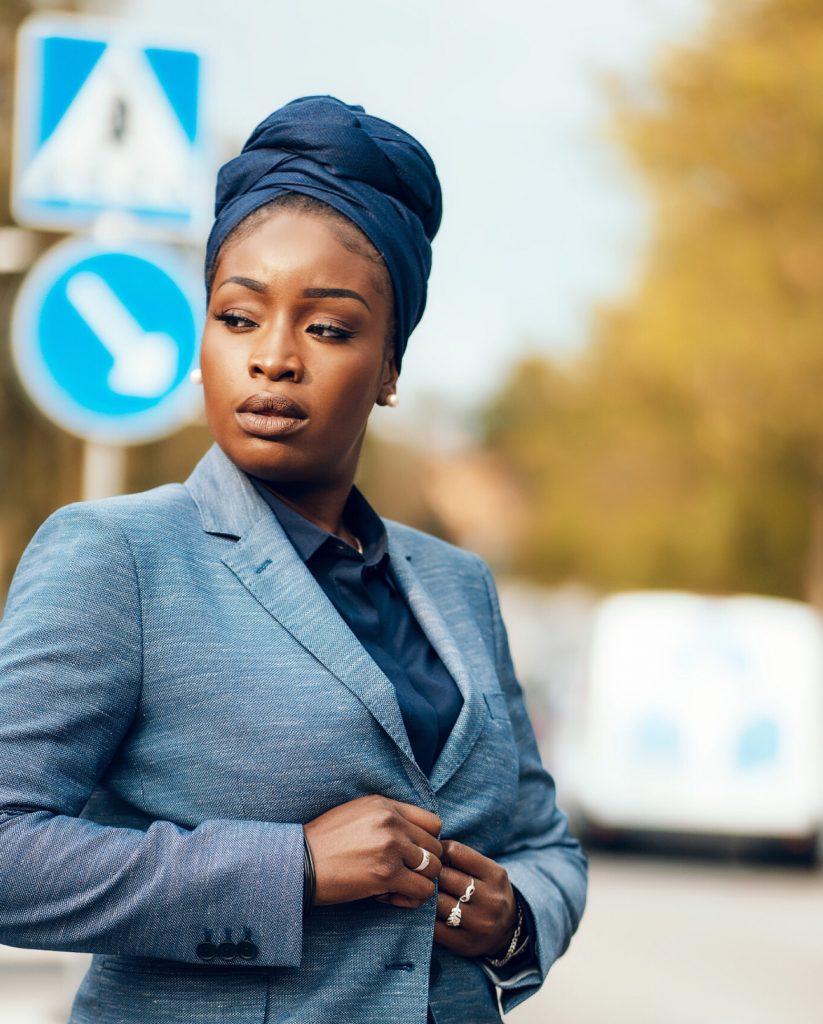 Lovette Jallow för kampen mot rasism