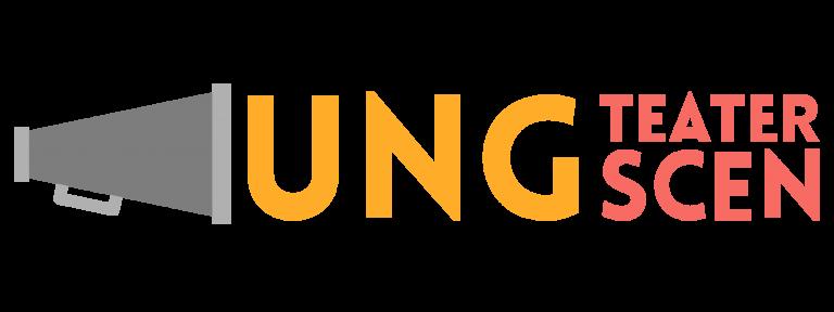 Ungdomsförbundet för amatörteater - Ung Teaterscen logo